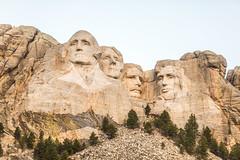 Mount Rushmore (Thomas Hawk) Tags: abrahamlincoln america blackhills georgewashington gutzonborglum keystone lincolnborglum mountrushmore mountrushmorenationalmemorial mtrushmore patriotism southdakota teddyroosevelt theodoreroosevelt thomasjefferson usa unitedstates unitedstatesofamerica politics president presidents sculpture us fav10 fav25 fav50 fav100