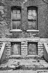 - too late - (Mike Fritcher) Tags: vintage urban architecture history brick abandoned decay exploration forgotten historic urbex derelict residence detroit house military united states revolutionary war pure michigan condemned beauty art green ivy isolation window old fort trapped building sanit victim america americana alone abandonedbuildings abandon bw blackwhite blackandwhite city citylife cinematic detroitcity dark explore hardtimes home interruption innercity mikefritcher motown motorcity metrodetroit nikon peaceful puremichigan poverty poor serene thedetroitnews thed unitedstates urbanlife urbandecay urbanblight urbanexploration victimofcircumstance