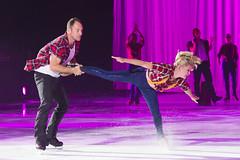 DUQ_4430r (crobart) Tags: figure skating pairs aerial acrobatics ice cne canadian national exhibition toronto