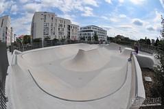 Skatepark de Nanterre