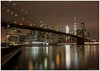 reflections.. (chtimageur) Tags: newyork city nyc brooklyn bridge night longexposure reflections river canon6d sigma 3514 art