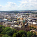Aerial view of Luxembourg City