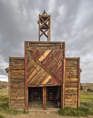 P8263956 (whyworry2010) Tags: bodie statepark california dusk sunset ruins shacks mining