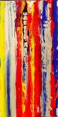 DANTE. The Gate to the 9. Circle of Hell. (Peter Wachtmeister) Tags: artinformel modernart artbrut minimalart acrylicpaint abstract abstrakt popart surrealismus surrealism phantastic illustrationen hanspeterwachtmeister
