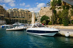 Portomaso5 (Мaistora) Tags: marina port harbour haven complex hotel residence flats base berthing yachting boating yachts boats architecture island mediterranean malta europe portomaseo hilton sunseeker advantagemalta color colour colourful sunny holiday leisure adventure maritime marine fun relax recreation cocreation team meeting event sony alpha ilce a6000 sel24f18za zeiss lightroom