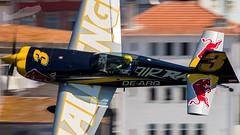 OE-ARQ Extra EA-300 (P.J.V Martins Photography) Tags: oearq extra ea300 redbullairrace redbull plane acrobatics aeroplane aircraft porto portugal flying flight city race airrace