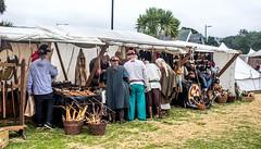 Viking Village 13 (allybeag) Tags: largs vikingvillage crafts historical reenactment