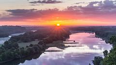 IMG_1526 (gregleeroy) Tags: ngc landscape paysage leverdesoleil sunset sunshine loire loireatlantique loirevalley valléedelaloire