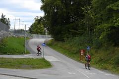 Sykkelveg Stavne 0074 (Miljøpakken) Tags: miljøpakken trondheim sykkelveg sykling sykkelrute syklister myke trafikanter
