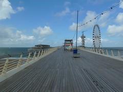 Scheveningen Pier (Elad283) Tags: holland haag hague thehague denhaag netherlands nederland scheveningenstrand scheveningen strand thenorthsea beach promenade northsea pier depier ferriswheel wheel