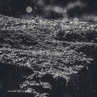 Rain on Stone