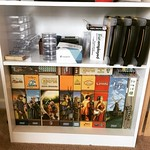 Today on my board game room tour, the Rosenberg shelf / Tv Stand / storage containers. I also store different types of money, different resource pieces, and other miscellaneous components. What's your favorite Rosenberg game? #boardgames #boardgame #shelf thumbnail