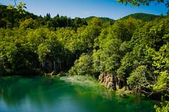 Plitvice (rmstark3) Tags: plitvice national park croatia lake water forest landscape waterfall green