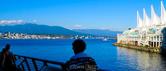 Vancouver (British Columbia) (TO416 Original) Tags: 2017 britishcolumbia canada studio1937 to416 travel vancouver canadaplace waterfront tofouronesix to416original tourism touristattraction
