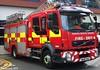 NK60 DKA (Ben Hopson) Tags: twfrs hebburn ladder 1 south shields fire station nk60dka