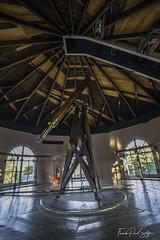 Reflector (frankps) Tags: reflector observatory observatorie universityofoslo uio universitetetioslo oslo