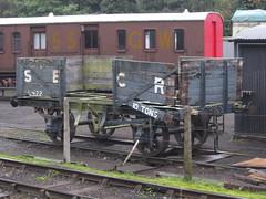 IMG_7071 - SECR Open Wagon 12522 (SVREnthusiast) Tags: severnvalleyrailway svr severnvalley severn valley railway