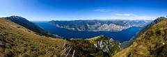 Lago di Garda dal Monte Baldo