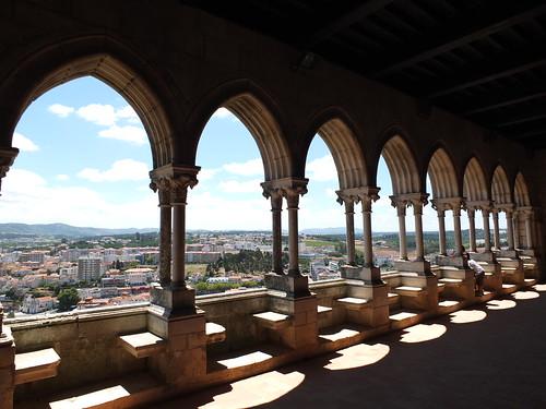 Castillo - Galería de los Paços novos