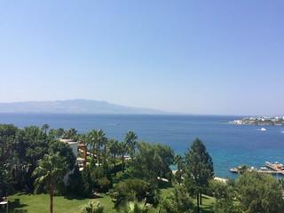 View on Kos, Greece