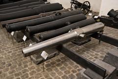Stainless steel cannon (quinet) Tags: 2017 antik cannon copenhagen kanone royaldanisharsenalmuseum ancien antique canon canone museum zealand denmark