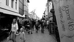 Vlissingen (arjandejongNL) Tags: street wclx100ii x100f bw