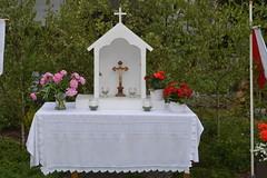 Altar der Station