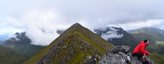 Panorama Ring of Steall