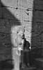 Black Granite Statue of Sekhmet (berniedup) Tags: medinethabu luxor egypt ramsesiii temple sekhmet statue