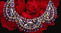 Fancy-Neckless-Design-jewellery-with-Red-Rose (HD wallpaper (Best HD Wallpaper)) Tags: jewellary design