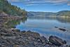 Morning at Mackenzie Bight (johnscratchley) Tags: landscape nature mackenzie bight saanich hdrlandscape