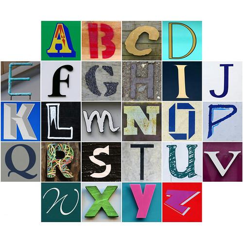 Alphabet 76