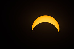 partial eclipse (Marc McDermott) Tags: sun moon eclipse partial toronto 2017 whitelight filter spots penumbra ef400mmf56lusm2xiii extender solar