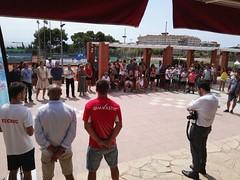 Finalitza l'Open Juvenil d'Estiu del Nàstic