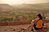 Ait-Ben-Haddou (Mario Barzionni) Tags: morocco marocco trip motor motorbike bmw r1200gs sun summer sole caldo hot estate desert deserto viaggio atlas mountains montagne atlante valley gorges aitbenhaddou