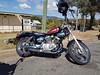 My Yamaha XV250 Virago at Rathdowney Queensland (Tony Coles) Tags: yamaha yamahaxv250 xv250 virago