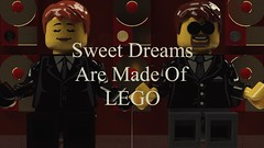 Sweet Dreams Stop Motion Video (JD430w) Tags: lego video stopmotion animation sweetdreamsaremadeofthis eurythmics music musicvideo 80s eighties pop