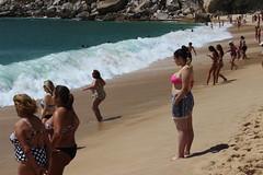 IMG_4969 (asteiringer (read my profile)) Tags: frau strand beach badeanzug