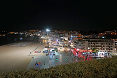 2017 08 14 g Vac Portugal Algarve - Albufeira - Old town by night-3 (pierre-marius M) Tags: 2017 08 14 g vac portugal algarve albufeira old town by night