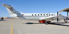 C-12J 86-0080 486th FLTS/ 96th TG (C.Dover) Tags: road runners 586thflts 860080 860080ht 96thtg airshow beechcraft1900c c12j hollomanafb roadrunners