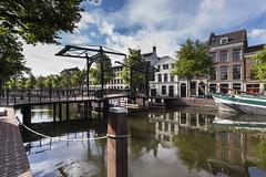 Taanbrug, Lange Haven | Schiedam (Jan Sluijter) Tags: taanbrug schiedam langehaven holland bridge netherlands visitholland