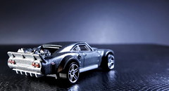 Ice Charger -1 (difenbaker) Tags: hotwheels dodge ice charger 164 fast furious furious8