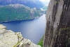 Fabulous Pulpit Rock, Norway (Andrey Sulitskiy) Tags: preikestolen lysefjord norway