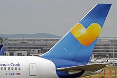 G-DAJC EDDF 15-06-2017 (Burmarrad (Mark) Camenzuli) Tags: airline thomas cook airlines aircraft boeing 76731ker registration gdajc cn 27206 eddf 15062017