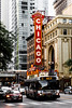 Chicago Theater (bomme) Tags: architektur bus chicago harlem theather usa