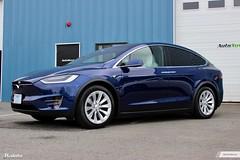 Tesla Model X New Car Prep