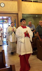 Installation of Fr. Vidrine 8-19-17