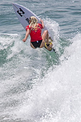 Supergirl Top Surfing Competition (davidgibby) Tags: surfingcompetition surfingphotography girlssurfing surfingbabe sony a6300