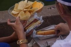 Ballpark Cuisine (ricko) Tags: food hotdogs nachos cheese chips ballpark kauffmanstadium kansascity ballgame kcroyals