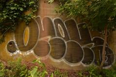 OMEK (TheGraffitiHunters) Tags: graffiti graff spray paint street art colorful new jersey nj trackside freight train tracks omek